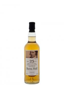 Glenrothes Burns Malt 25 years old 1988 #7861