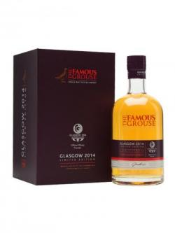 Glenturret 1986 / Famous Grouse / Commonwealth Games 2014 Highland Whisky