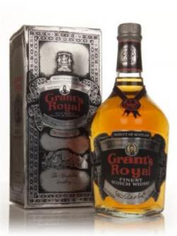 Grant's Royal 12 Year Old Blended Scotch Whisky - 1970s
