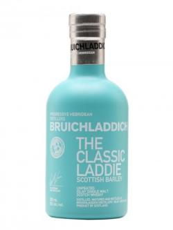 Bruichladdich Scottish Barley / Small Bottle Islay Whisky