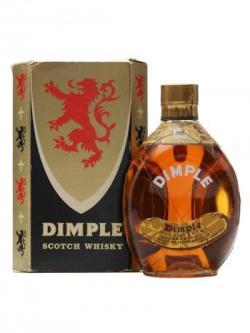 Dimple / Bot.1960s / Half Bottle Blended Scotch Whisky