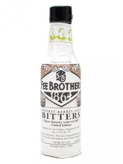 Fee Brothers Whisky Barrel-Aged Bitters