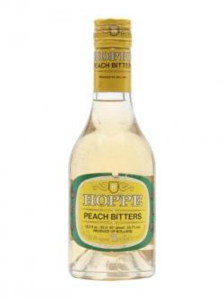 Hoppe Peach Bitters / Half Bottle