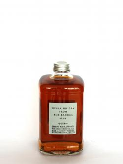 Nikka from the barrel Front side