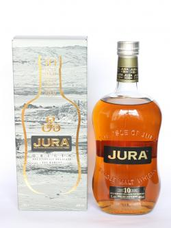 Isle of Jura 10 year Origins