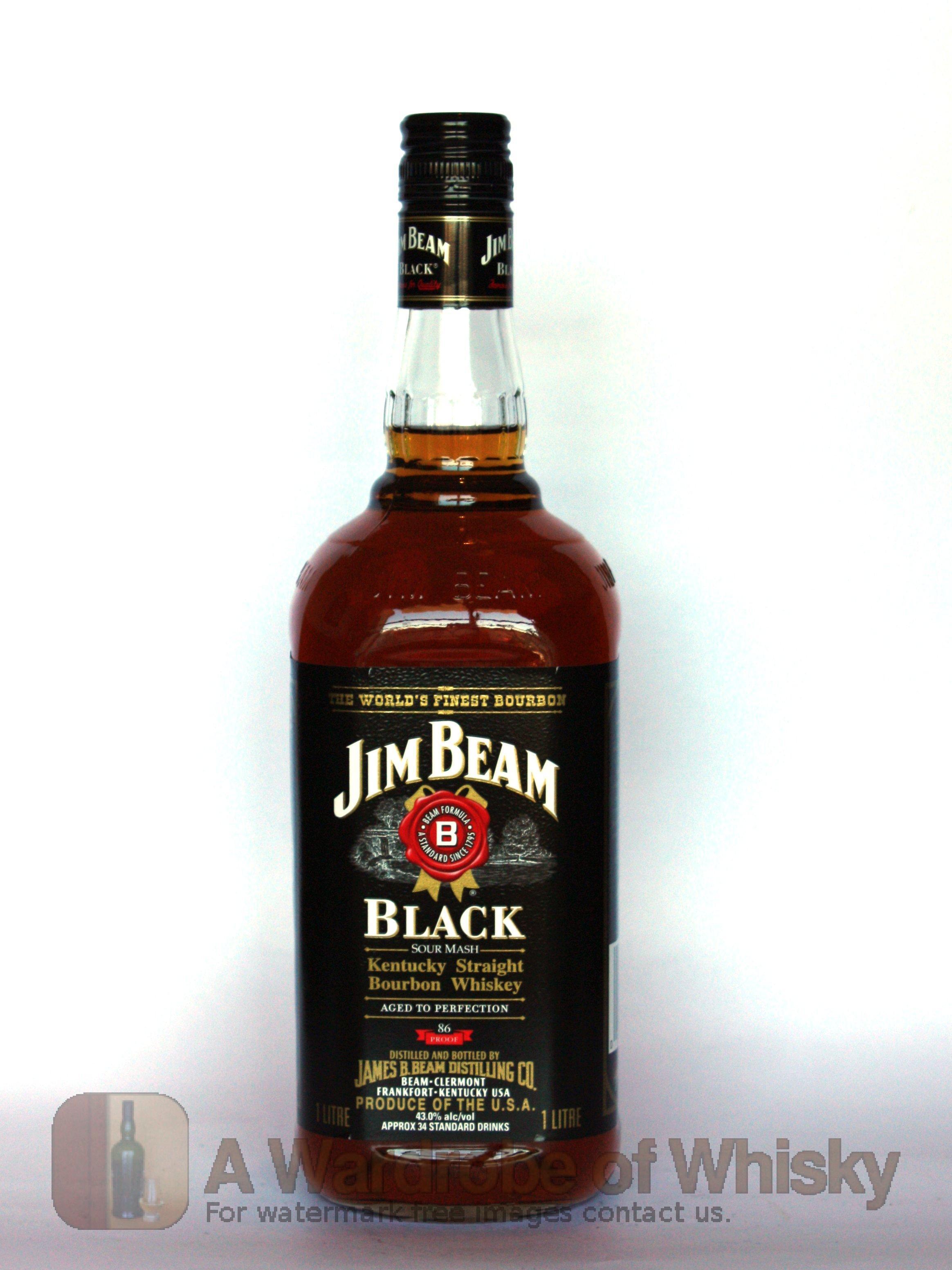 Buy Jim Beam Black Bourbon Jim Beam Whisky Ratings