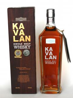 Kavalan Single Malt Taiwanese Single Malt Whisky