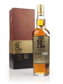 Kavalan Solist Fino Sherry Cask (cask SO60814013)