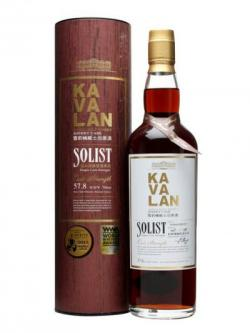 Kavalan Solist Sherry Taiwanese Single Malt Whisky