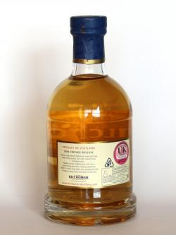 Kilchoman 2006 Vintage Back side