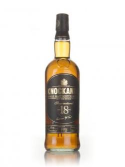 Knockando 18 Year Old 1996 Slow Matured