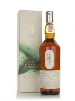 Lagavulin 21 Year Old 1991 - Limited Edition 2012