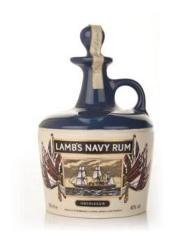 Lamb's HMS Warrior Decanter