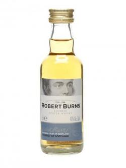 Arran Robert Burns Blended Whisky Miniature Blended Scotch Whisky