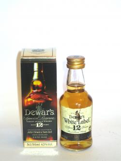 Dewar's White Label 12 year