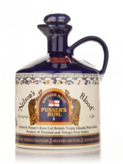 Nelson's Blood Hip Flask Pusser's Rum