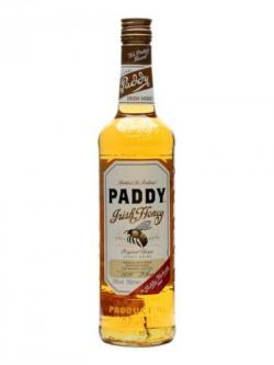 Paddy Irish Honey Whiskey Liqueur