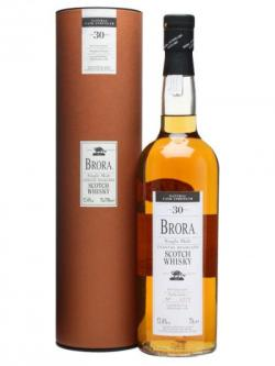 Brora 30 Year Old / Bot.2002 Highland Single Malt Scotch Whisky