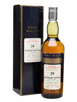 Glenury Royal 1970 / 29 Year Old Highland Single Malt Scotch Whisky
