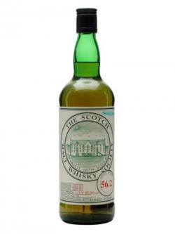 SMWS 56.2 / 1981 / Bot.1990 Speyside Single Malt Scotch Whisky