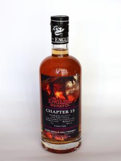 St. George's Distillery Chapter 13 English Single Malt Whisky Front side