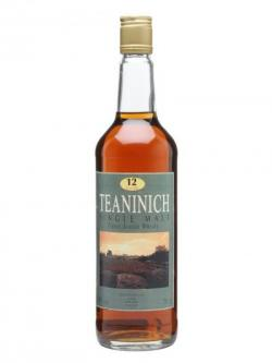 Teaninich 12 Year Old / Bot.1991 / Celebration of Reopening Highland Whisky