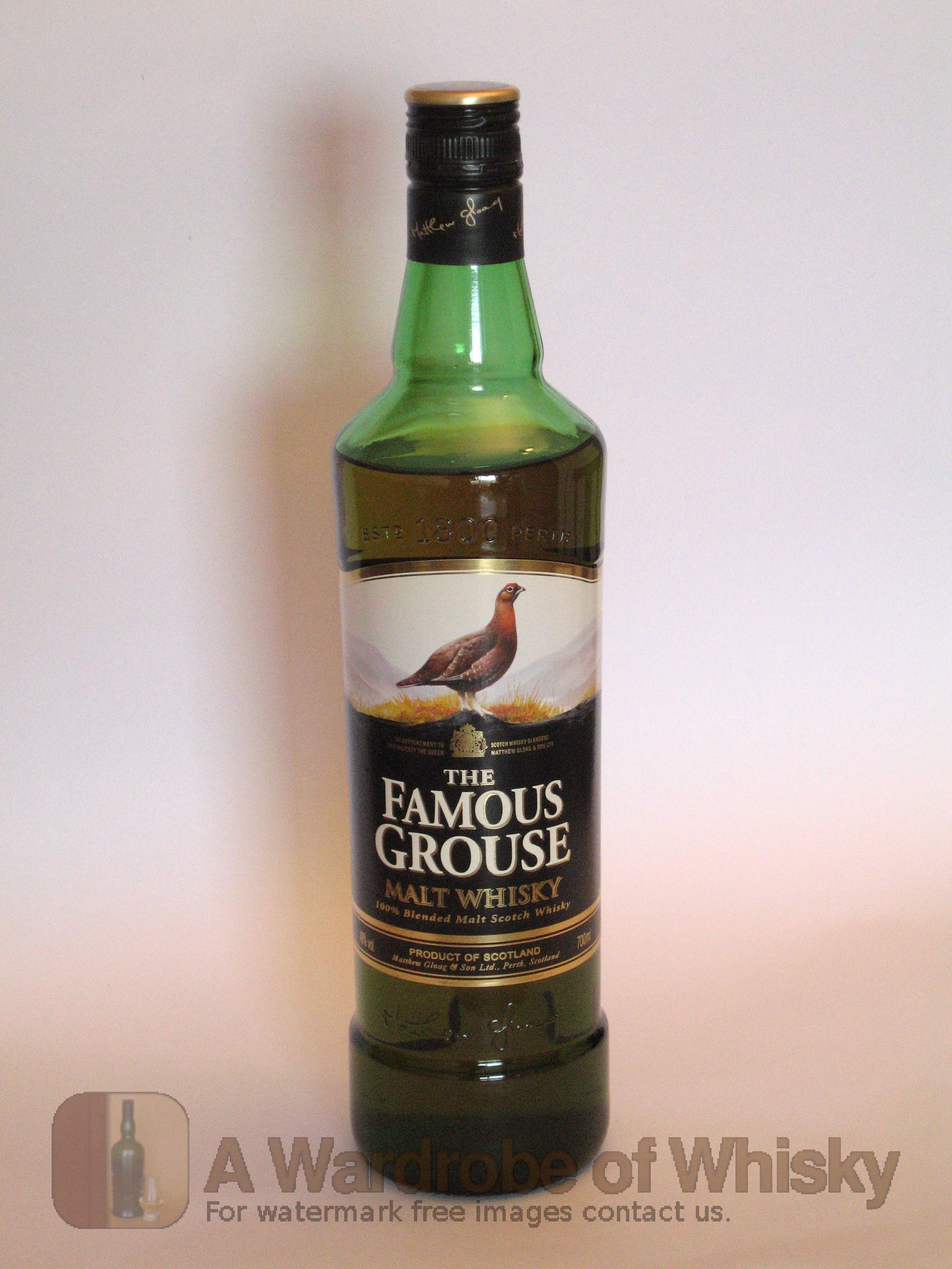 Buy The Famous Grouse Malt Blended Whisky Famous Grouse