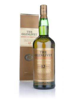 The Glenlivet 12 Year Old American Oak
