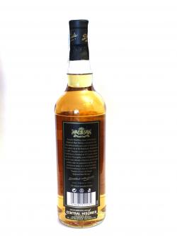 Tomatin 12 year Back side