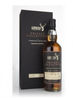 Tomintoul 1972  - Private Collection (Gordon and MacPhail)