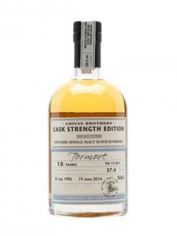 Tormore 1998 / 15 Year Old / Cask Strength Edition Speyside Whisky
